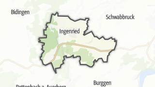 Carte / Ingenried