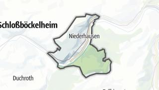 Karte / Niederhausen