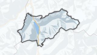 Karte / Graun im Vinschgau