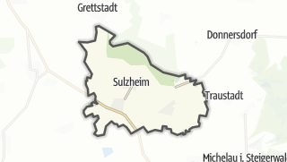 Cartina / Sulzheim