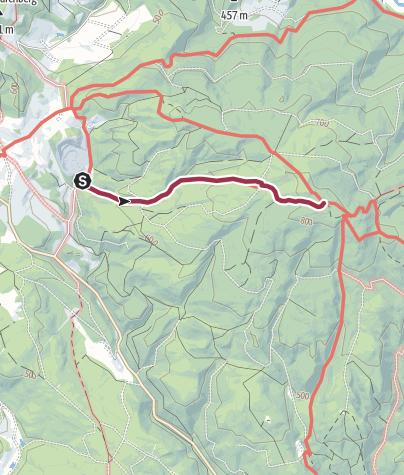 Karte / Wienerwald_Hoher Lindkogel