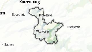 Karte / Waxweiler
