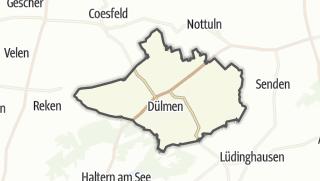 מפה / Dülmen