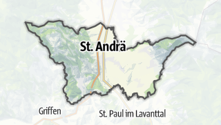 Carte / Sankt Andrä