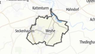 地图 / Weyhe