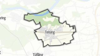Cartina / Teising