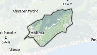 Hartă / Viadanica