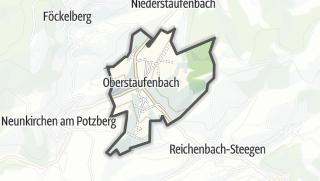 מפה / Oberstaufenbach