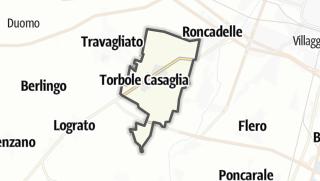 מפה / Torbole Casaglia