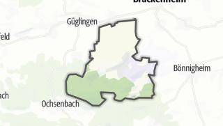 地图 / Cleebronn