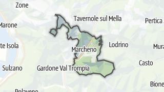מפה / Marcheno