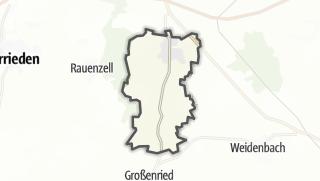 Map / Burgoberbach