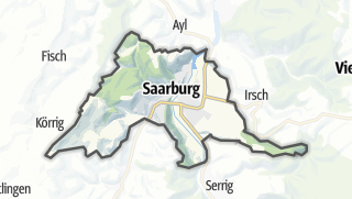 Cartina / Saarburg