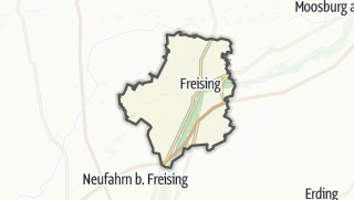 Cartina / Freising