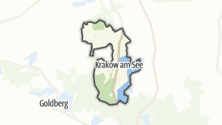 Carte / Krakow am See
