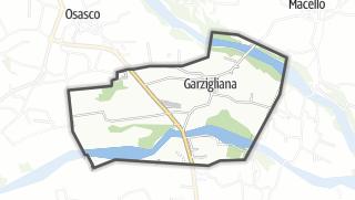מפה / Garzigliana