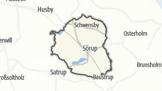 Cartina / Sörup