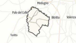 Térkép / Bitetto