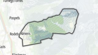 מפה / Almens
