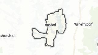 מפה / Krusdorf