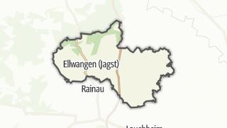 Mapa / Ellwangen (Jagst)