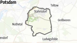 地图 / Stahnsdorf