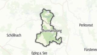 Carte / Thurmansbang