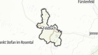 מפה / Feldbach