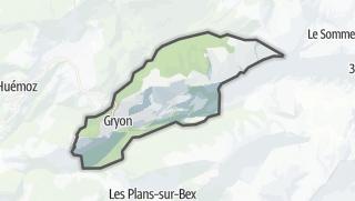 地图 / Gryon