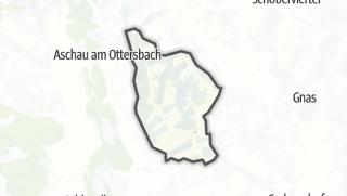 מפה / Unterauersbach