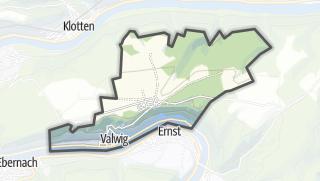 Karte / Valwig