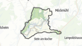 地图 / Neudenau