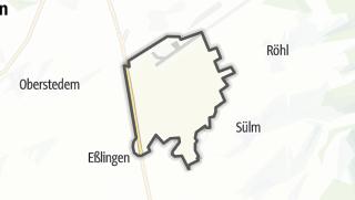 Karte / Scharfbillig