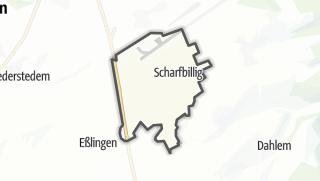 地图 / Scharfbillig