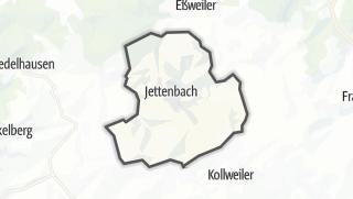 Karte / Jettenbach