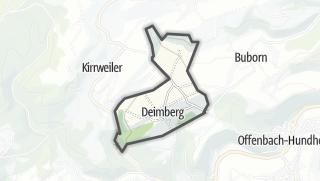 Karte / Deimberg