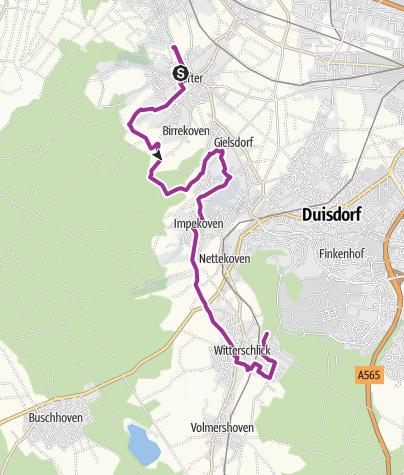 Karte / Alfter bewegt 2014 V 1.0