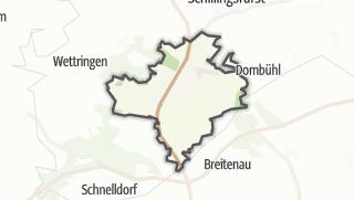 Map / Wörnitz