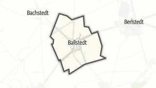 地图 / Ballstedt