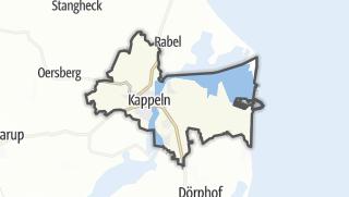 Cartina / Kappeln