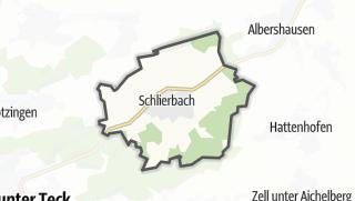 Karte / Schlierbach