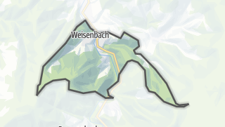 Karte / Weisenbach