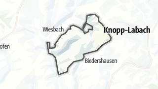 Karte / Krähenberg