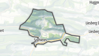 Mapa / Soyhières