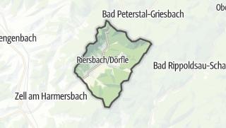 Karte / Oberharmersbach