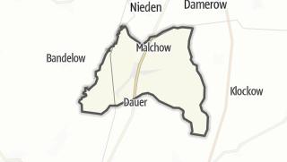 Karte / Göritz