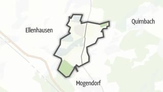Mapa / Nordhofen