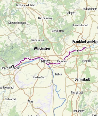 Karte / Himmelfahrtskommando 2014 / 4.Tag