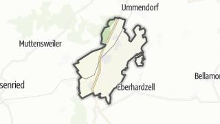 Karte / Hochdorf