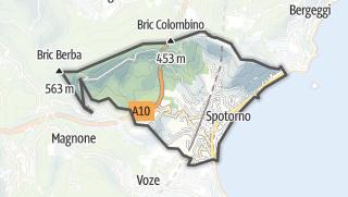 Map / Spotorno